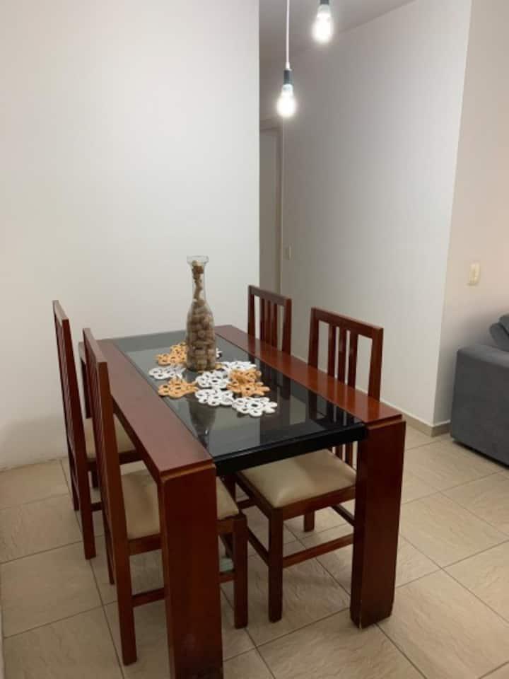 Um lar em São Paulo