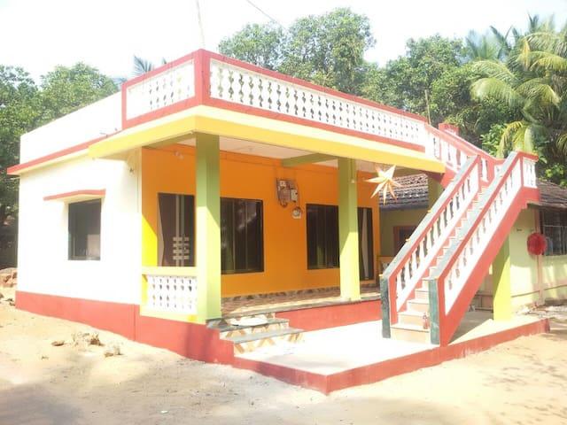 Lokegaonkar's Homestay 2 - Malvan - Přírodní / eko chata