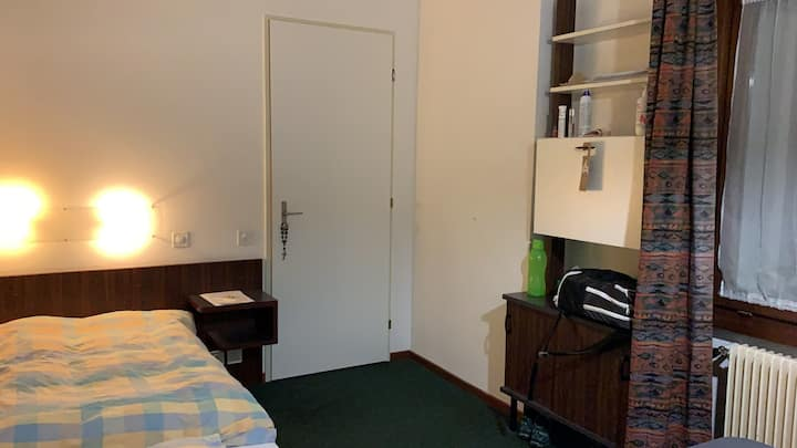 Fully-furnished studio in the heart of Lausanne