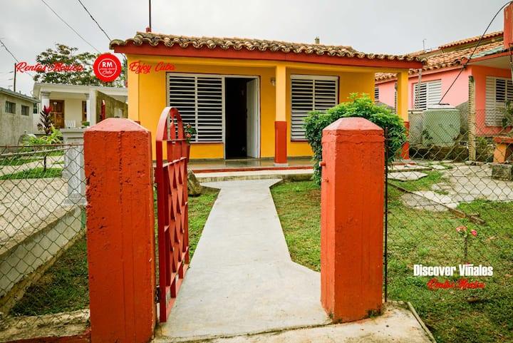 New Casa Tere Viñales WiFi privacy & love