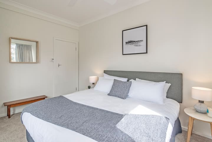 Main Bedroom with King Bed
