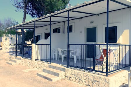 Casa Vacanze Vista Mare a Peschici - San Nicola - 公寓