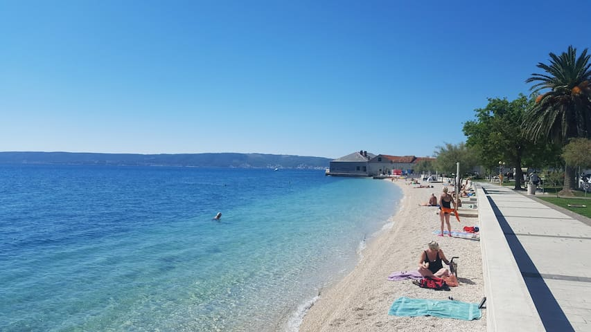 Great Vacation Place in Kaštela / near the beach - Kaštel Stari - Apartemen