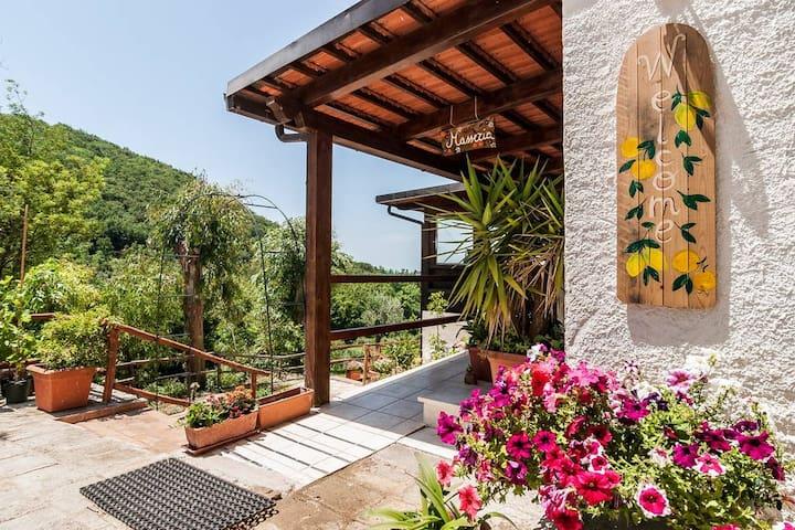 Rural Guesthouse Monte Ofelio (camera natura) - Sessa Aurunca