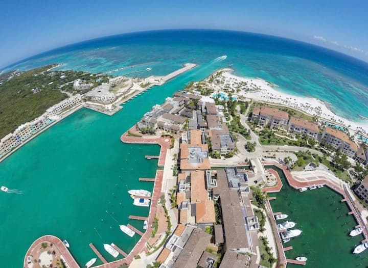 Apartamento en Cap Cana Condominio Fishing Lodge