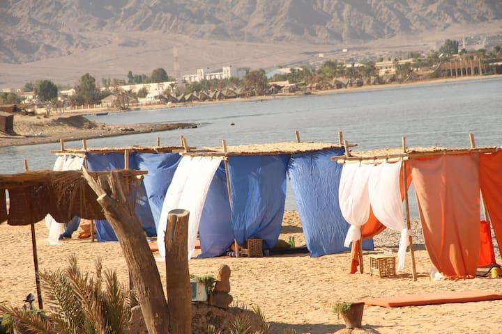 Ayla Camp - Qesm Dahab - Bed & Breakfast
