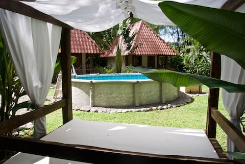 Naturalmente, Boutique Bungalows ( 3 pax )