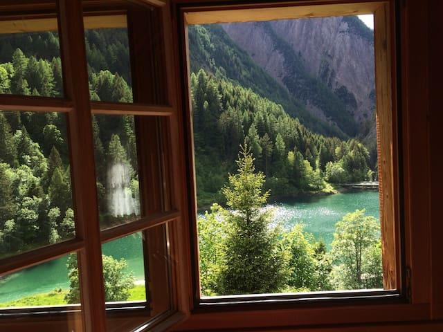 Basislager im Herzen der Alpen - Binn - Apartment