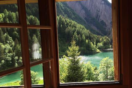 Basislager im Herzen der Alpen - Binn