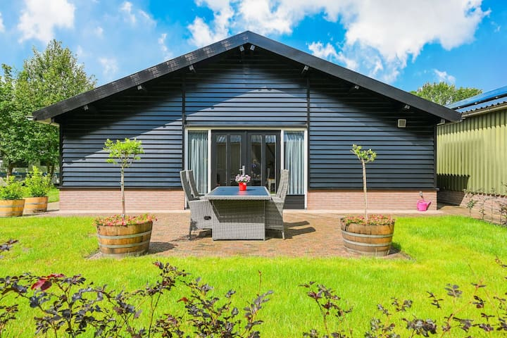 Gezellig vakantiehuis in Leersum met tuin