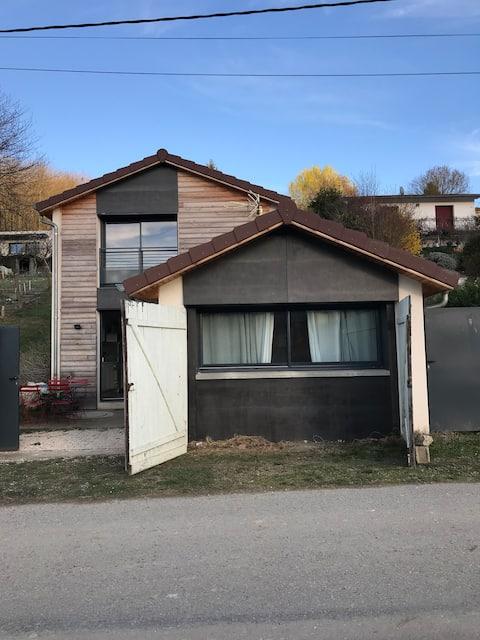 Casa de hóspedes em Rochetaillée sur Saône
