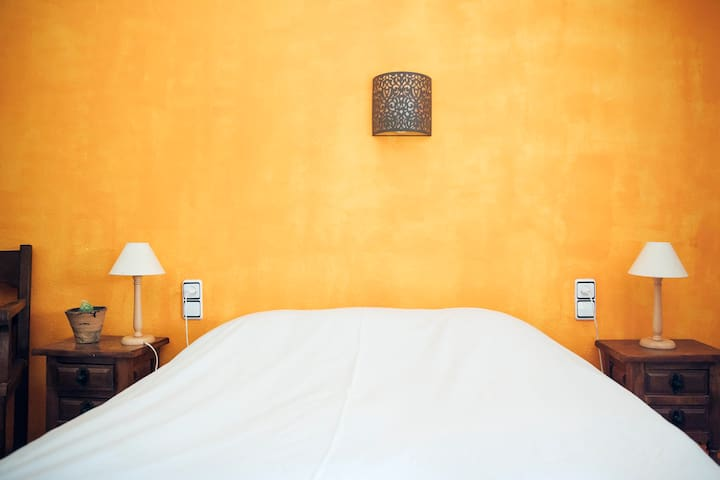 Double room (Sandstone Guesthouse) Albarracin