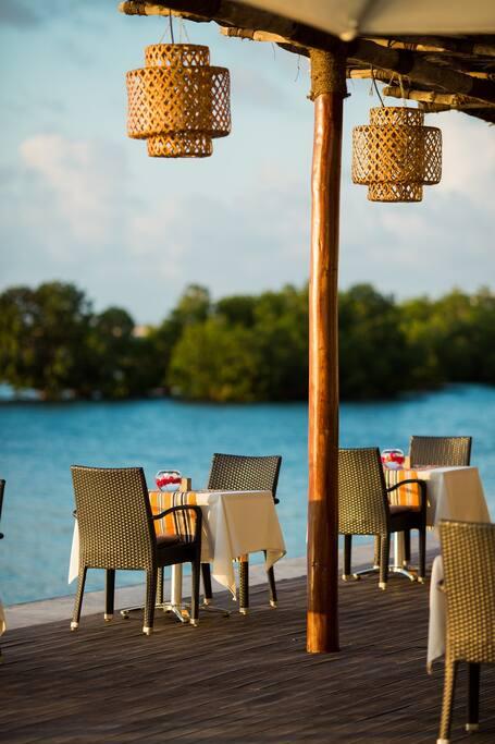 planada do Restaurante