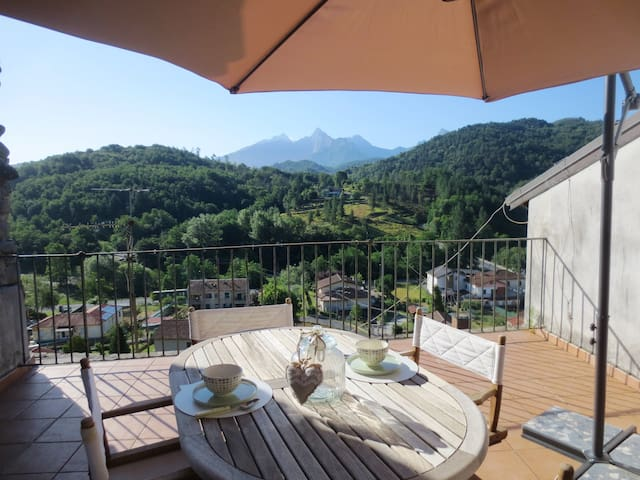 wonderful apartment Vista Alpi Apuane