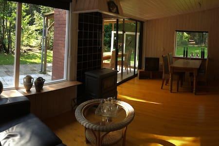 Vakantiehuisje 'De Wombat' in Holten - Holten - Bungalow