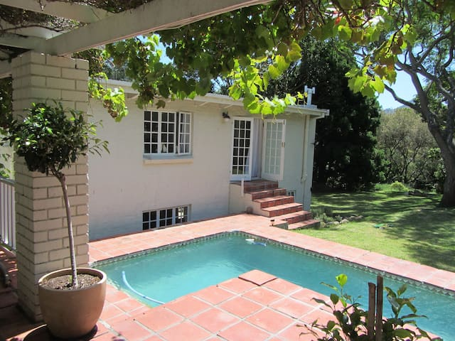 The Green Room, Hout Bay - Kaapstad - Appartement