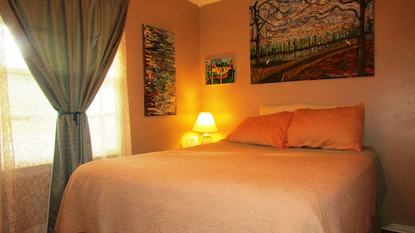 BEST IN BED! Guest Only Space. Dwntn 9 - Hanahan - House