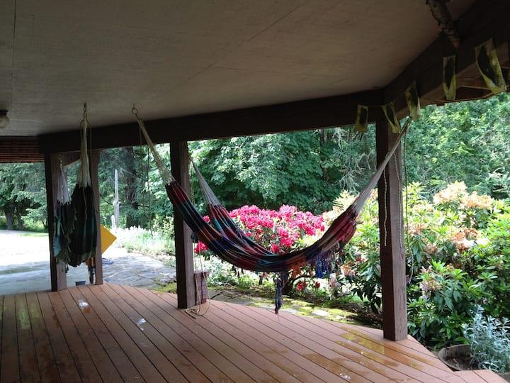 Artist studio in Nature, 3 bedrooms