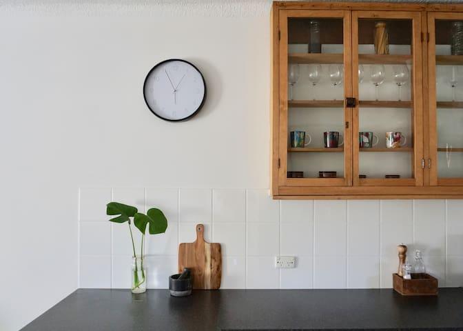 Modern Apartment | City Fringe | Private Garden