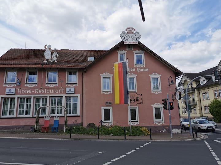 Deutsches Haus/德意志酒店