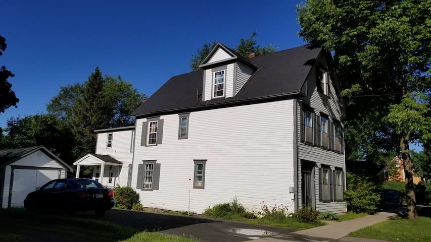 Fredericton Historic Home