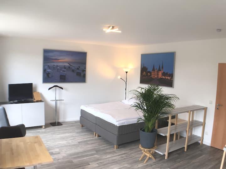 Apartment Rathausstraße - 34qm - top ausgestattet