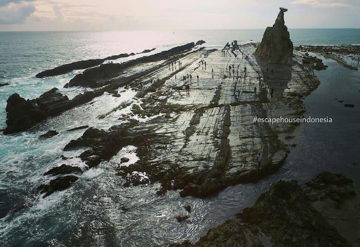 Amazing place batu layar spot