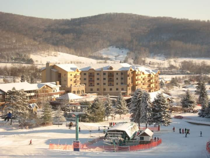 Tamarack Club at Holiday Valley