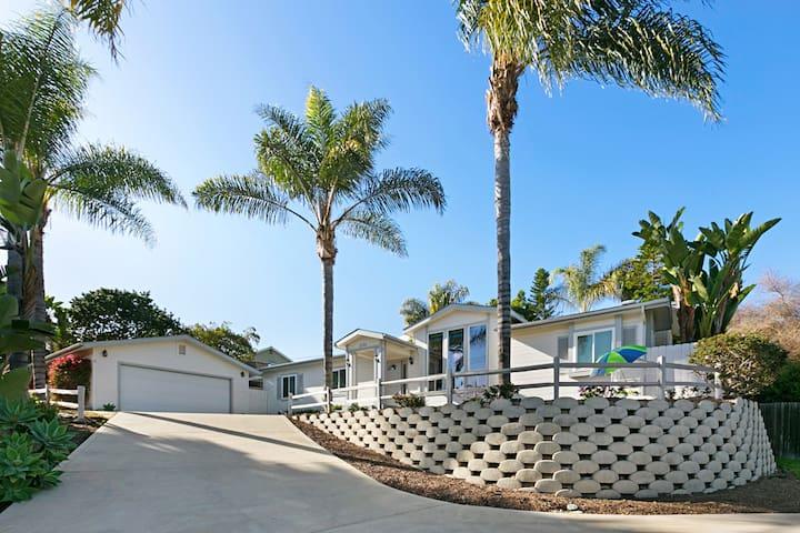 Beautiful Cleane home near beaches