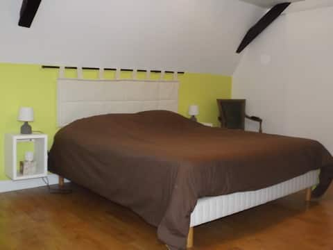 Bed and Breakfast au calme