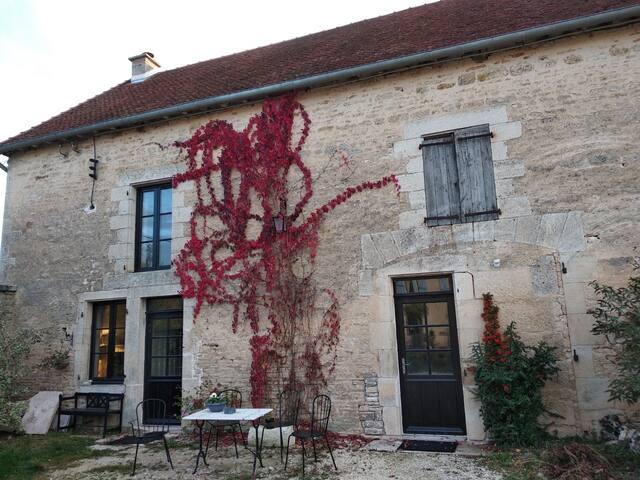 Gîte 4 du Petit Bonheur 21 en Bourgogne