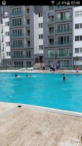 HAVUZLU SITE FITOWER SİTESİ - Istanbul - Appartement