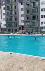 HAVUZLU SITE FITOWER SİTESİ - Apartamento