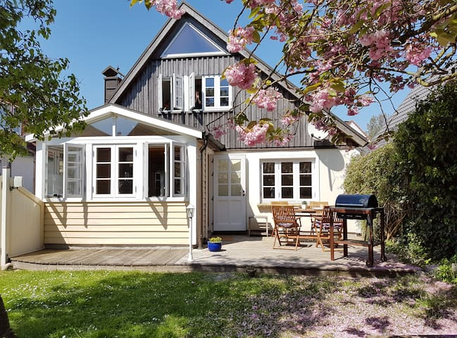 Charming cottage in historic town of Arnis