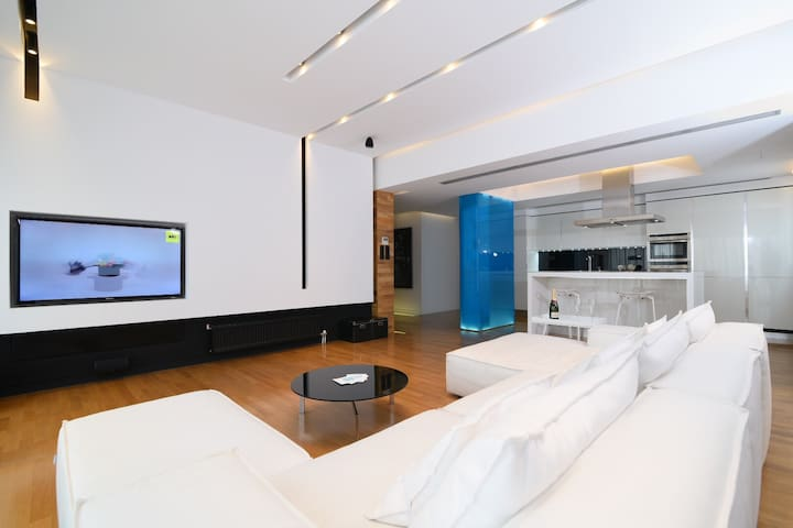 180m² homm Newly Renovated Luxurious Penthouse