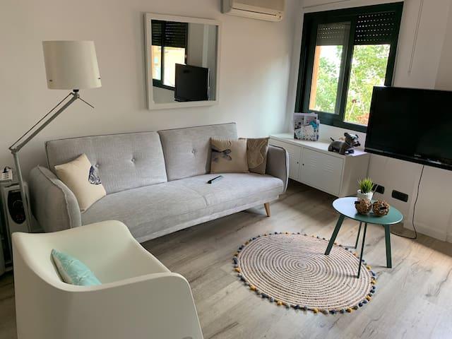 Apartamento con piscina en Begur