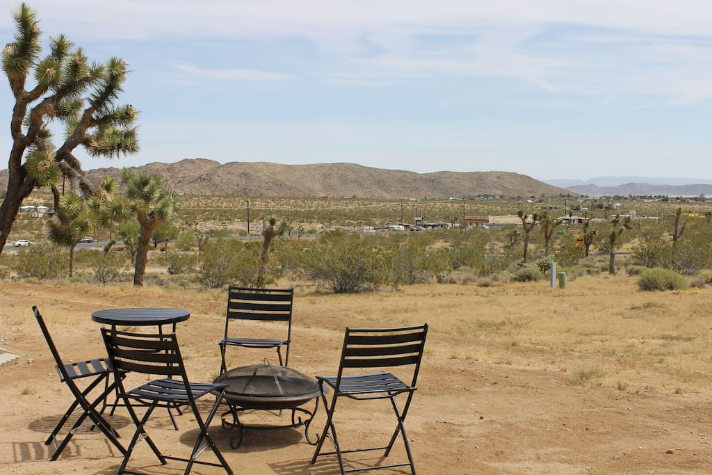 Mountains, Joshua Trees, Open Space...