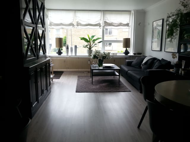 Nice clean apartment 20 min from Copenhagen center - Gentofte - Lägenhet
