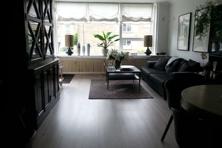 Nice clean apartment 20 min from Copenhagen center - Gentofte