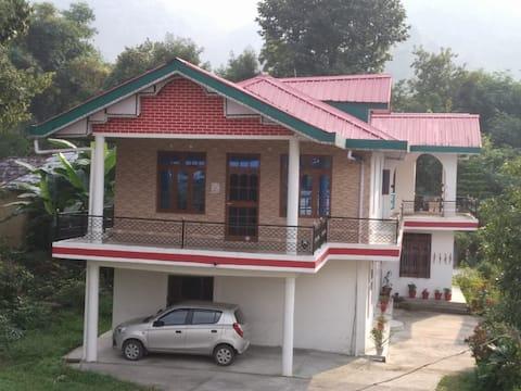 Awa Riverside Mansion