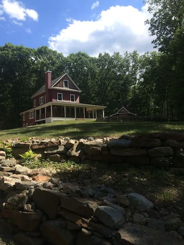 Modern farmhouse in Hudson Valley - Stanfordville - Haus