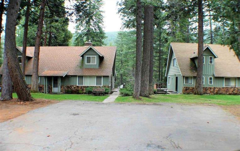 Scenic  River Front property in Lake Almanor