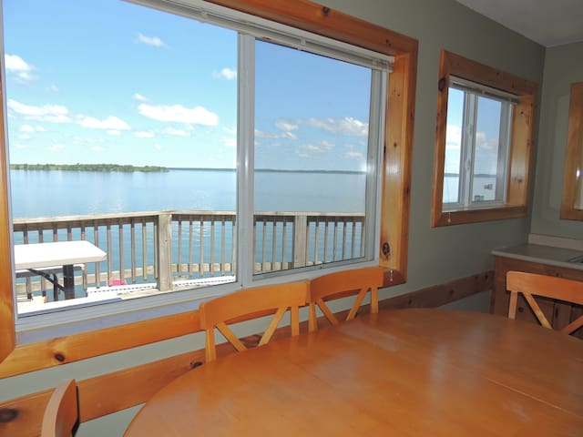 Spacious 3 bedroom/1 bath water view cottage #3