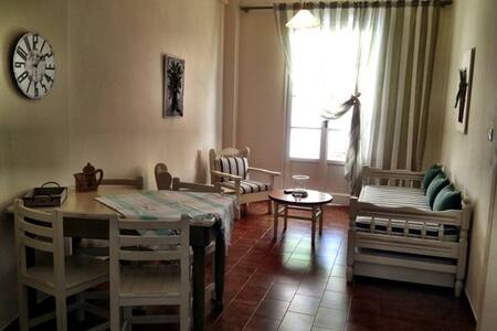 Kiki Apartments-Apartment with garden view patio - Fiskardo