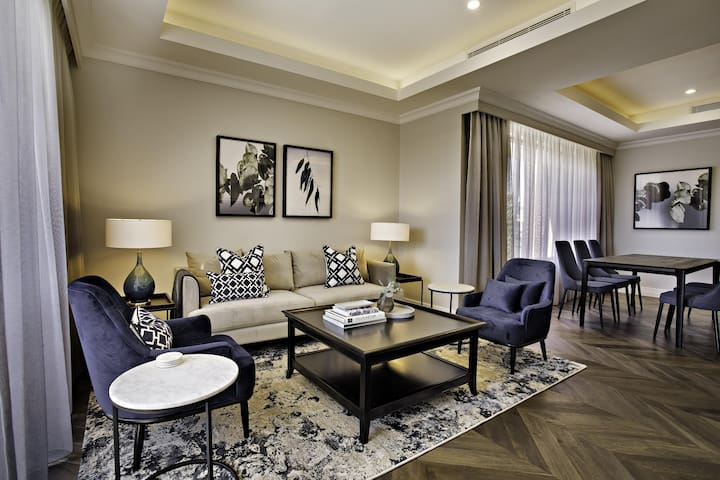 2 Bedroom Arbour Apartment