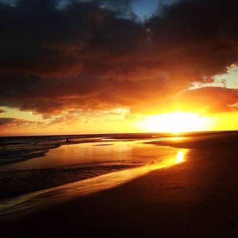 Ate Amanha BnB Barra on the Beach