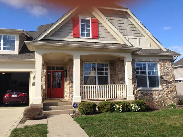 Home - Zionsville - Huis