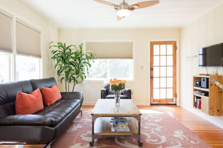 Sun Drenched Neighborhood Flat - Sebastopol - Casa