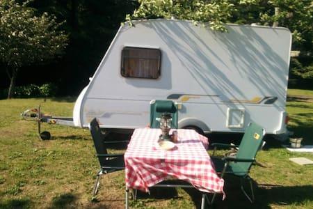 #2 Trailer Camping in Beppu トレーラーキャンプ - Beppu