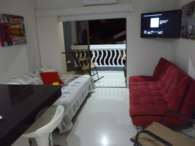 Apartaestudio en Bellohorizonte Santa Marta
